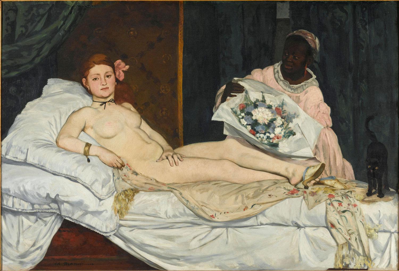 Schellmann-Art_Cadavre-Exquis_Manet-Olympia-Original_RGB_M
