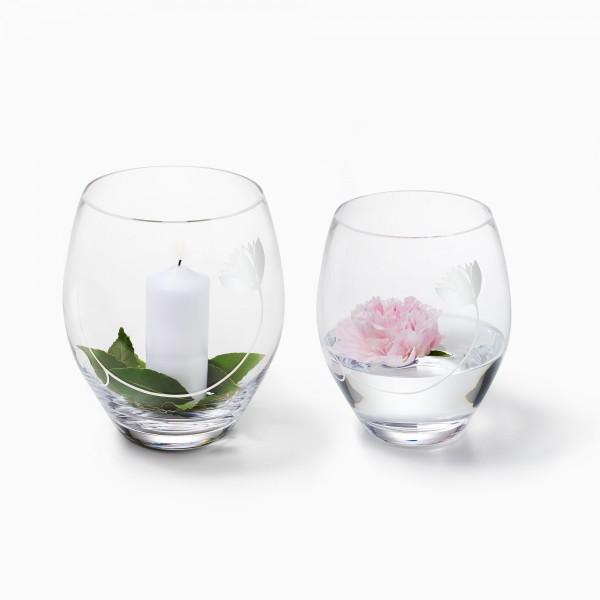 """Windlicht """"Flower"""" von Sonja Quandt"""