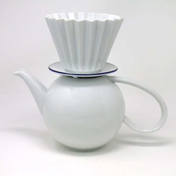 Das KPM Kaffeefilter-Set