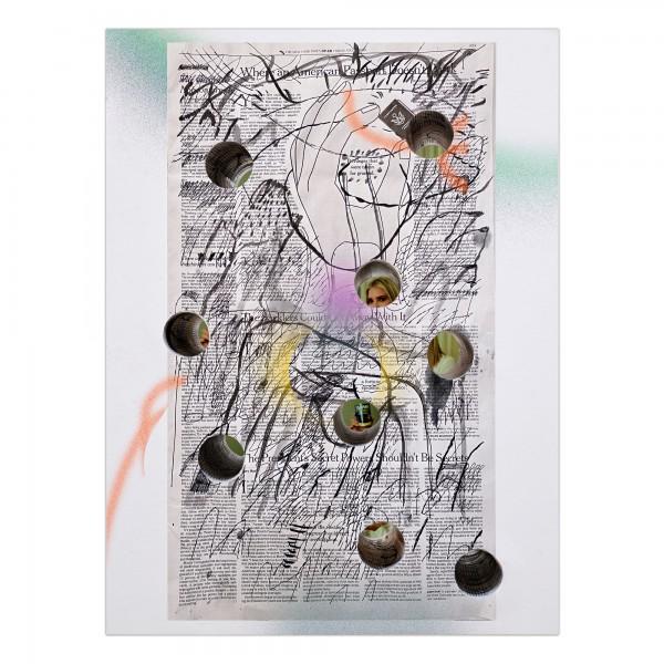 Thomas Demand - Cadavre Exquis / Manet Olympia / Demand