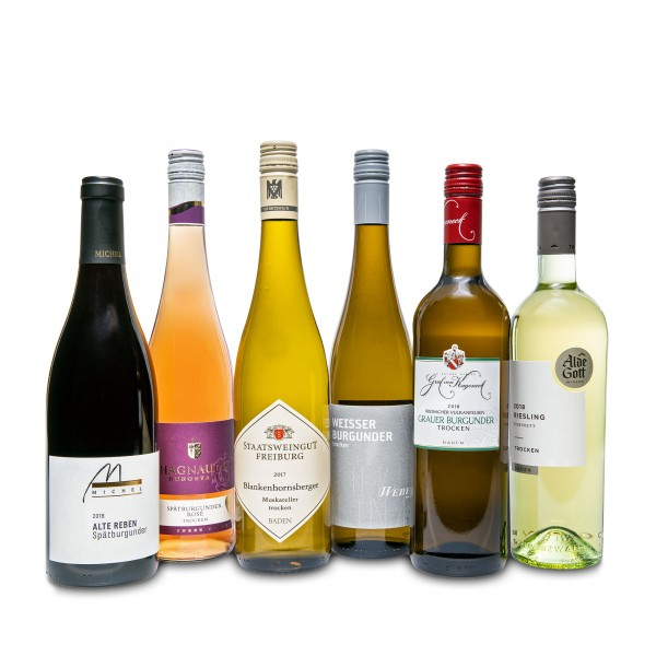 F.A.Z.-Weinselection Baden