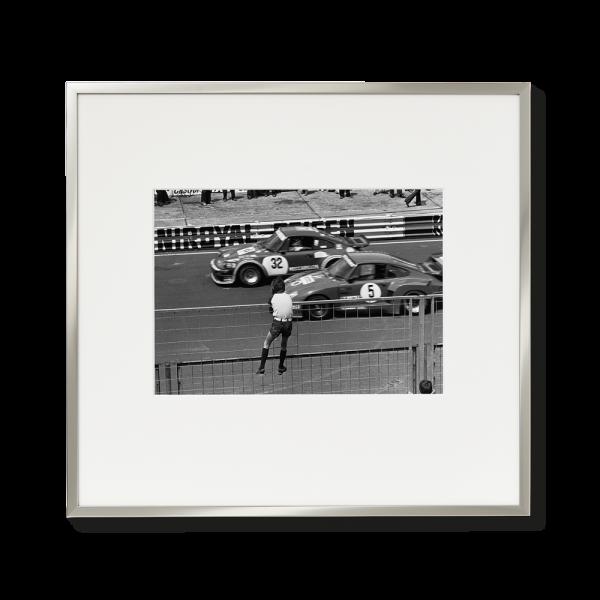 """Augen Blicke"": Wolfgang Haut – Am Nürburgring, 1977"