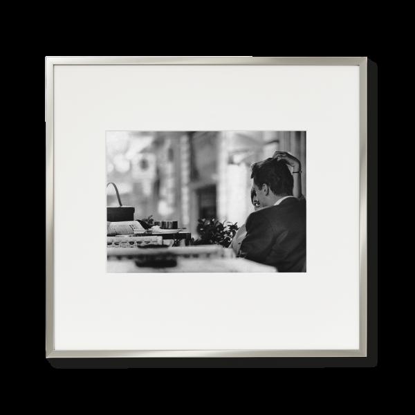 Fritz Fenzl – In einem Café, 1955