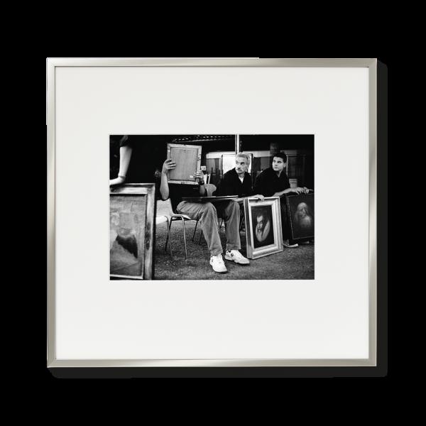 Frank Röth – Ausverkauf in Schloss Duino, 1997